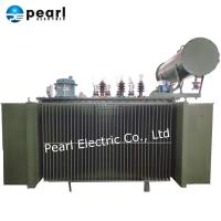 Buy cheap 3000kVA Power Transformer In Oil Way With OLTC ONAN/ONAF Cooling from wholesalers