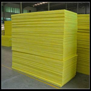 China Semi-rigid glass wool board,fiber glass wool board insulation on sale