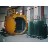 China 35KW Infrared heatin Laminated Glass Autoclave for Bullet-proof glass making on sale