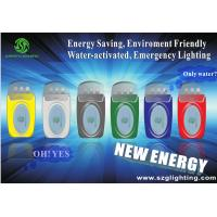 Best Water-activated light with new energy for emergncy lighting wholesale