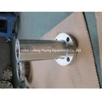 China 300lb pipe fitting spade blind flange on sale