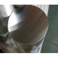 Best 0.4 - 6.0mm Thickness Aluminum Round Disc High Purity Smooth Surface ISO9001 wholesale