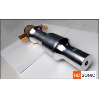 Best Customized 15khz 3300w Ultrasonic Welding Transducer With Booster wholesale