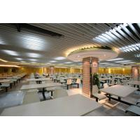 Best Decorative  Hanging Screen Ceilings , Soundproof Acoustic Baffles Ceiling New Style wholesale
