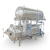 Best Double Layers Sterilization Autoclave for Packaged Food & Canned Food wholesale