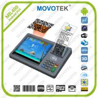 Best Movotek Android RFID POS Terminal with Bar code Scanner, RFID Reader and Thermal Printer wholesale
