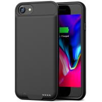 Best Fast Rechargeable Phone Case Charging And Protection 2 In 1 For Iphone 6P Or 7P wholesale