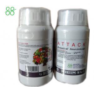Best Yellow Liquid Ethylicin 30%EC Botanical Fungicide wholesale