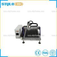 China STYLECNC Taiwan Hiwin high speed Mini 6090 wood cnc machine for woodworking 2D/3D/ worker for sale with good price on sale