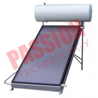 Energy Saving Flat Plate Solar Water Heater For Hot Water Heating 150L