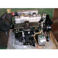 Best ISUZU brand 20kva to 40kva 4 cylinder High Performance Diesel Engines mechnical Governor generators wholesale