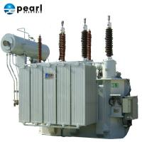 Buy cheap High Voltage Industrial Power Transformer / 16 Mva Power Transformer from wholesalers
