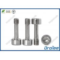 Best A2/A4 Stainless Steel Hex Socket Head Captive Panel Screws wholesale