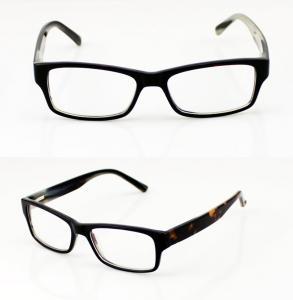 Best Lightweight Black Classic Acetate Mens Eyeglasses Frames For Promotion wholesale