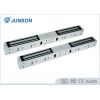 Best Double Door Electromagentic Lock Fail Safe Aluminum Housing JS-280D With LED wholesale