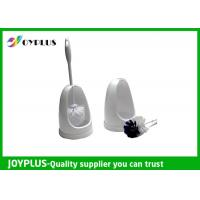 China Easy Operation Bathroom Cleaning Accessories Self Cleaning Toilet Brush HT1030 on sale