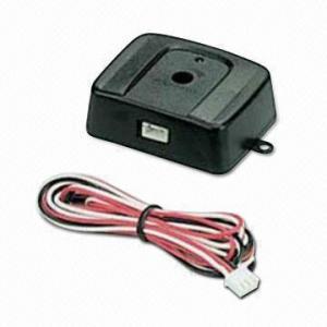 Best Car Alarm with Shock Sensor and LED Test Indicator wholesale