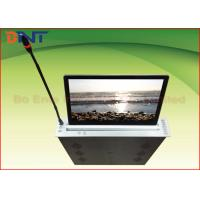 Best Conference Microphone LCD Monitor Lift with 18.5 Inch Ultra thin Screen for Audio System wholesale