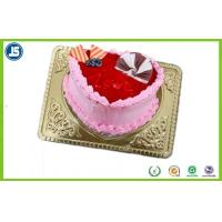 Best Disposable Plastic Packaging , Plastic Biscuit Tray For Birthday Cakes wholesale