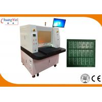 Buy cheap Fast and Accurate Positioning Dual Table PCB Laser Depaneling without Stress from wholesalers