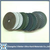 China Good quality Diamond Polishing Pads, Floor Polishing Pads on sale