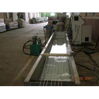 Cheap PP / PE Film Plastic Granulator Machine With Force Feeder , SGS CE for sale