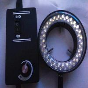 Best LED ring light microscope optic parts UV ultraviolet radiation purple light 365nm wholesale