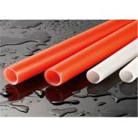 China Smooth Facade Plumbing Pipe 200m / Roll With Good Thermal Stability on sale