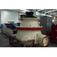 Compact Ore Short Head Cone Crusher Machine 365 T/H Easy Move 1 Year Warranty