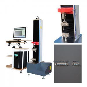 China Desktop Tensile Strength Machine Tensile Testing Machine 100 KN Max Load on sale