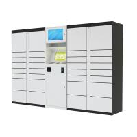 Best University College Parcel Delivery Lockers Automated Logistic with Different Size Color wholesale