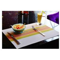 Best Pvc Table Place Mat/100%polyester Table Place Mat wholesale