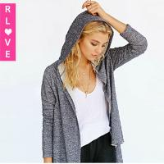 Best Design No deduction hooded spring new loose decorative high-slit dovetail female long coat wholesale