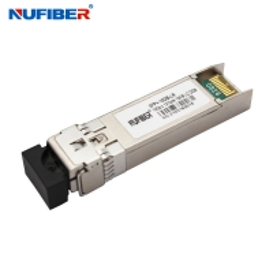 Best 10km 1310nm 10G SFP+ Transceiver , LC DDM Optical Transceiver Module wholesale