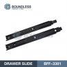 Buy cheap 35mm Ball Bearing Slide Rail Drawer Runner from wholesalers