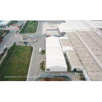 Best 30x80m Big Aluminum Storage Tents / Warehouse Marquee Tent SGS ISO wholesale