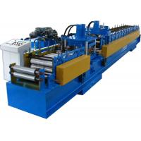 Best high precision 12 rows Roller steps Color steel sheet Door Frame Roll Forming Machine wholesale