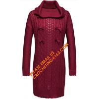 Best WOMEN PULLOVER SWEATER, CARDIGAN SWEATER, SKIRT, DRESS, WOMEN CASHMERE SWEATER, FLAT KNITTING, CABLE, INTARSIA wholesale
