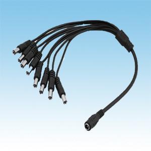Best 8 Way Splitter Cable for Surveillance Cameras wholesale