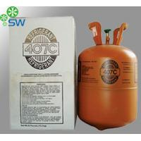 China High Purity Mixed Refrigerant R407c on sale