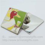 Best Cloisonne soft enamel Collar Lapel Pins, custom Cloisonne Enameled Pin butterfly clutch wholesale