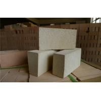 Best Ceramic Industrial Kiln Light Weight Insulating Refractory Brick , High Temperature wholesale