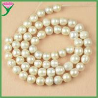 Best Factory price wholesale loose large baroque natural freshwater pearls beads strands wholesale
