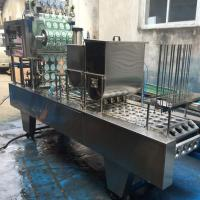 Best High Speed Automatic Filling And Sealing Machine For Cup Type Liquid Products wholesale