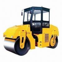 Best Hydraulic Road Roller with Cummins Engine, 420/340kN Exciting Force and GOST Marks wholesale