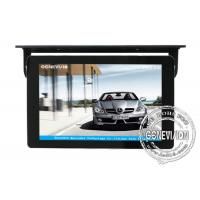 Best 21.5inch Ceiling-mount Bus Metro Subway LCD Advertising Player GPS and 3G inbuilt Android Bus Media Player wholesale