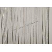 Best JF0508 610mm Width Flat Rib Lath 2.1m Length 0.3mm Thickness For Building wholesale