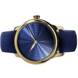 China Leather Quartz Watch,Ladies genuine leather stainless steel analog watch, OEM fashion watch on sale