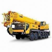 Best Truck Crane in Imported German Manufacturer, with 324/1,800kW Engine Rated Output wholesale
