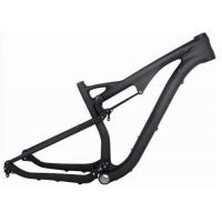Toray 700 29 Mtb Full Suspension Frame, Carbon Fiber Bicycle FrameFor Cycling Race